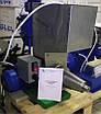 Шнековая соковыжималка с редуктором для яблок с нержавейки СШ -2 380В пресс томатный, фото 4