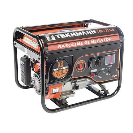 Бензиновый генератор Tekhmann TGG-32 RS, фото 2