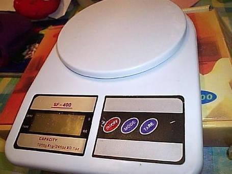 Весы кухонные ВІТЕК до 10 кг электронные, фото 2