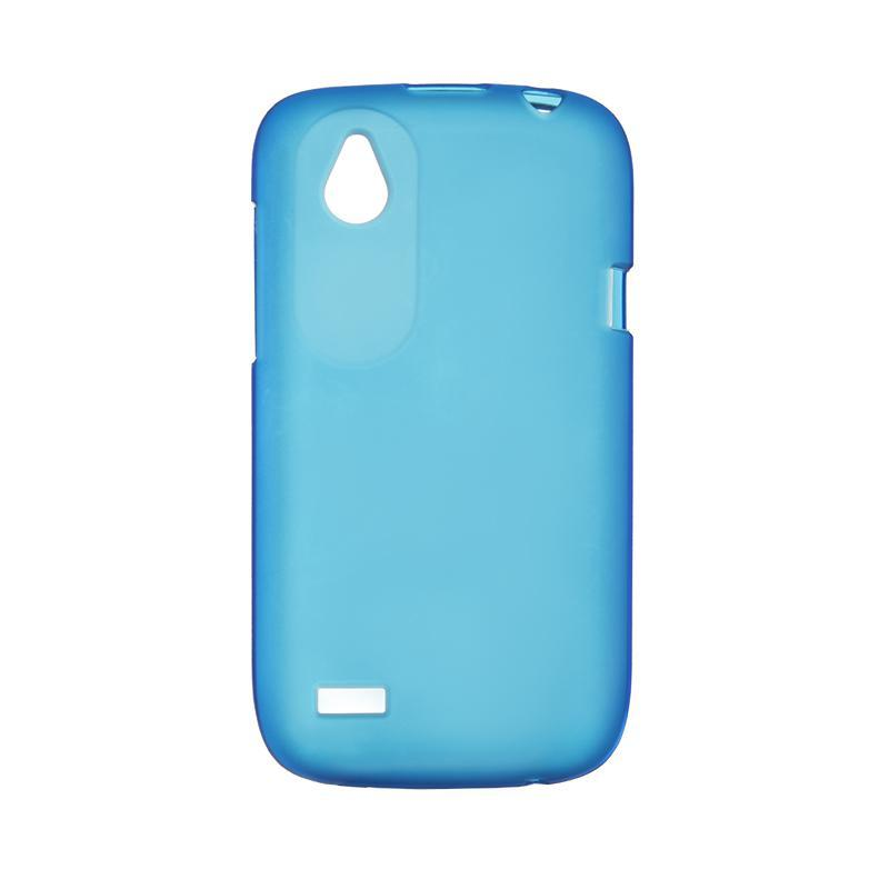 Original Silicon Case Huawei Honor 8x Blue