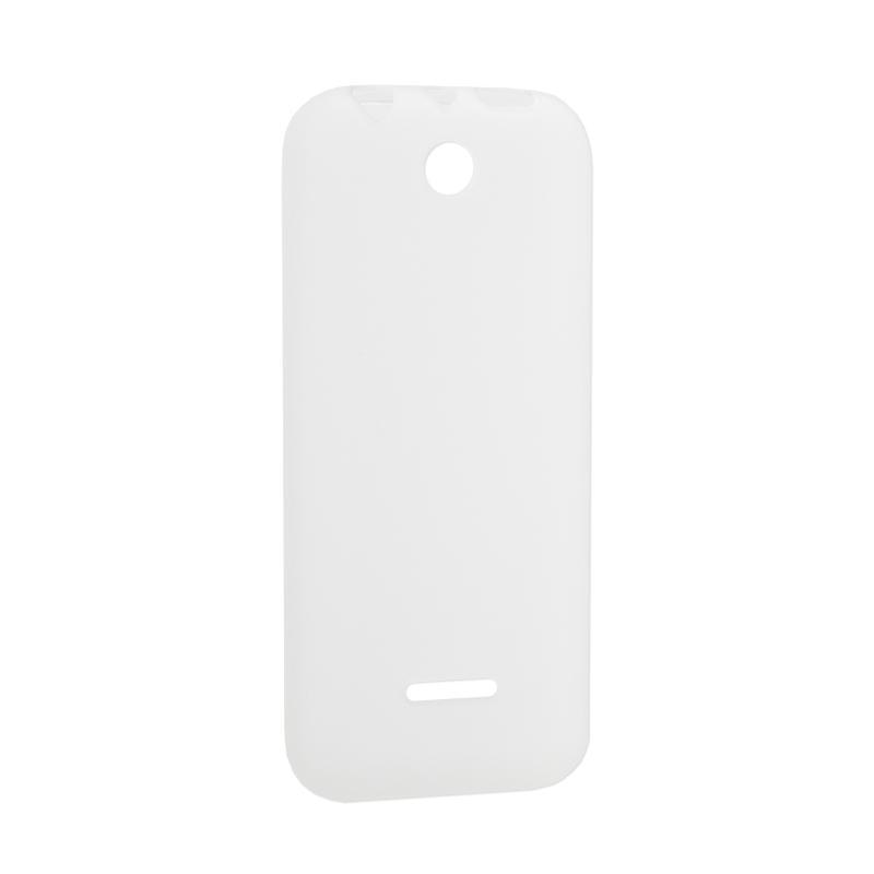 Original Silicon Case Nokia 5.1 Plus White