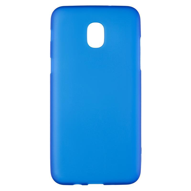 Original Silicon Case Samsung J610 (J6 Plus) Blue