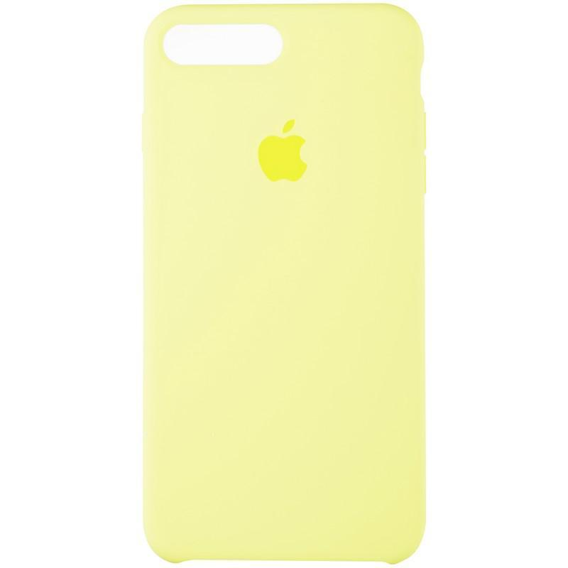 Original 99% Soft Matte Case for iPhone 7 Plus/8 Plus Flash Yellow
