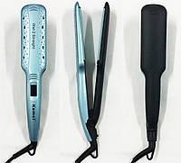 Утюжок выпрямитель для волос Kemei KM-9621, фото 1