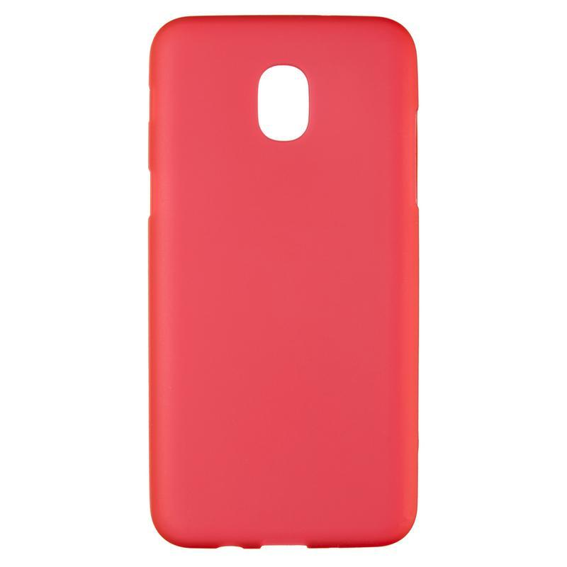 Original Silicon Case Xiaomi Redmi Note 6 Pro Red