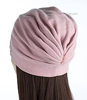 Красивая шапочка по голове TRKV-Амбрелла с драпировкой сзади