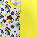 Пижама детская подростоквая футер рост 134-158, фото 4