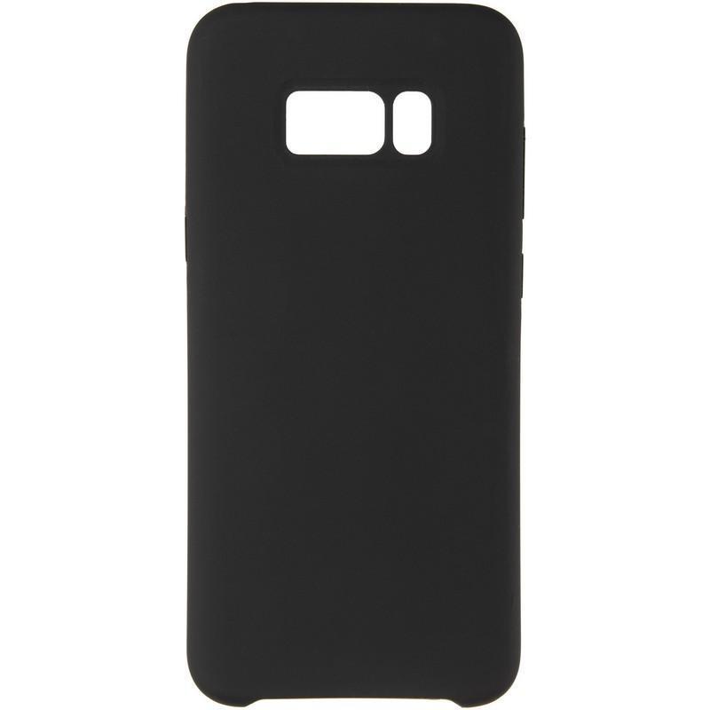 Original 99% Soft Matte Case for Samsung G955 (S8 Plus) Black