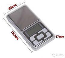 Карманные ювелирные весы 0,01 - 100 гр Pocket scale MH-100, купить Портативные, электронные 100гр, фото 2