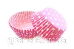 Формы бумажные для маффин, форма бумажные для кексов, форма для капкейков 75*30 мм (1000шт)