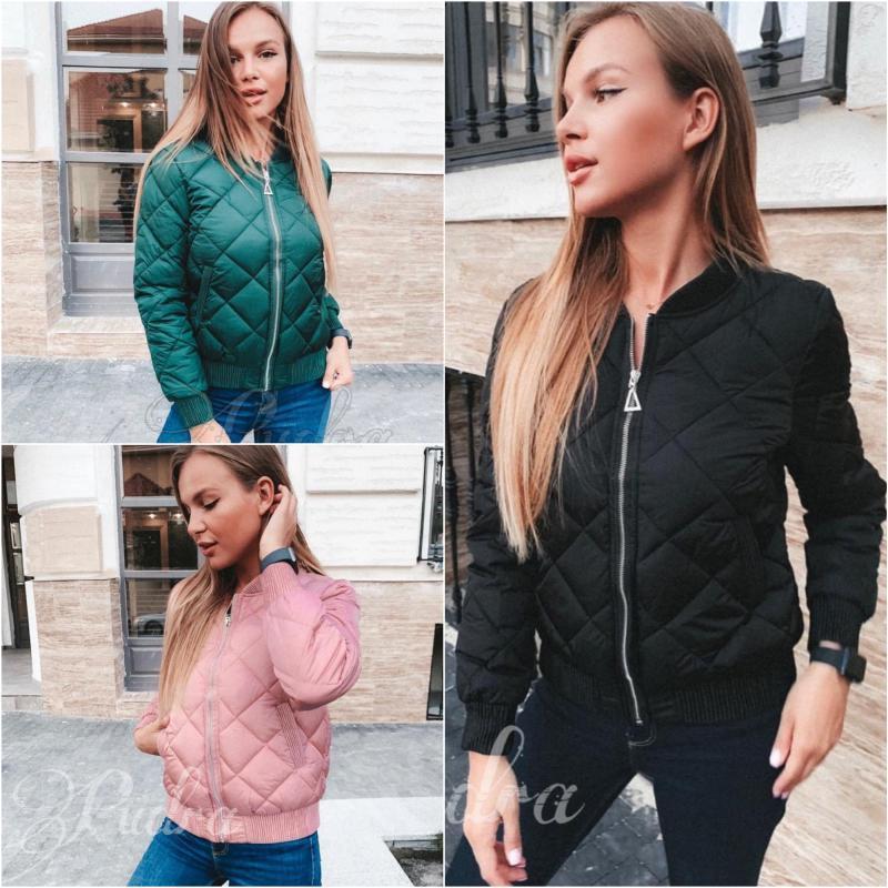"""Курточка женская """"Ромб"""""""
