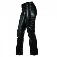 Мотоштаны Телячья кожа Для женщин мягкие брюки с низкой талией обычай леди мотоциклетные джинсы