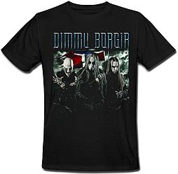 Футболка Dimmu Borgir - Band (чёрная)