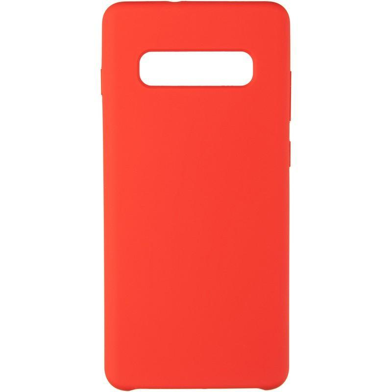 Original 99% Soft Matte Case for Huawei P30 Lite Red