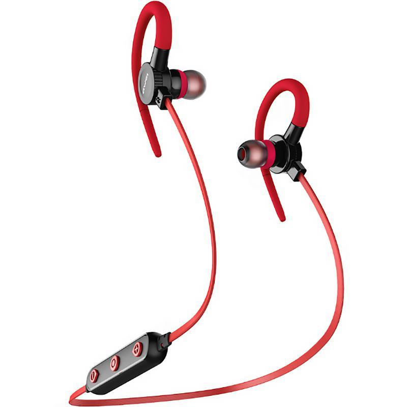 Stereo Bluetooth Headset Awei B925BL Sport Red