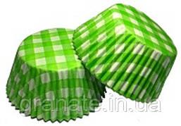 Бумажные формы для капкейков, форма для маффинов 55*45*25 мм (1000шт)