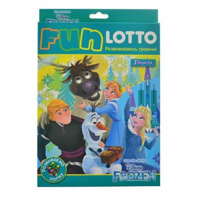 """Ігровий набір """"Funny loto"""""""