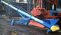 Транспортер шнековый передвижной наклонный типа ТШПН