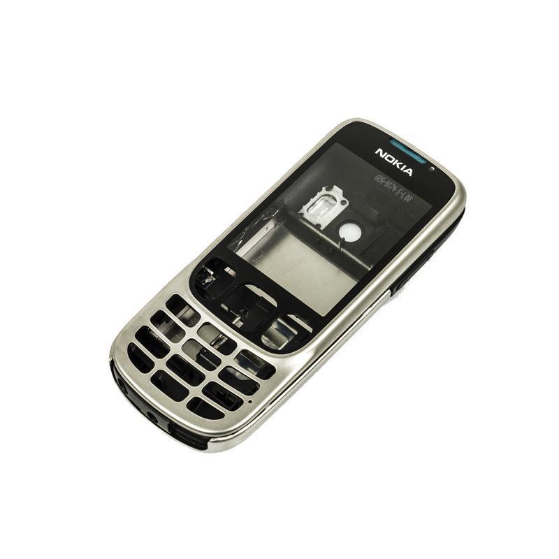 Корпус High Copy Nokia 6303 полн. Серебро