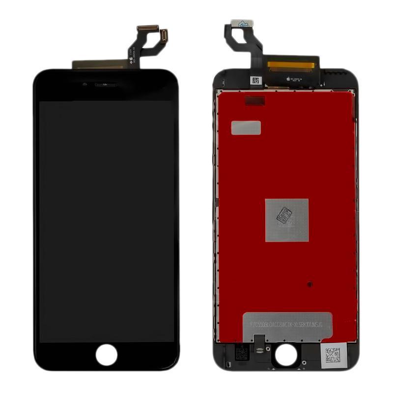 Дисплей iPhone 6s Plus с черным сенсором (копия высокого качества)