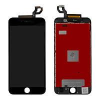 Дисплейный модуль (LCD + touch) iPhone 6s Plus черный (копия высокого качества)