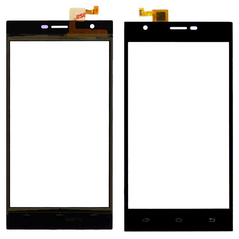 Сенсор (touchscreen) Nomi i503 Jump черный