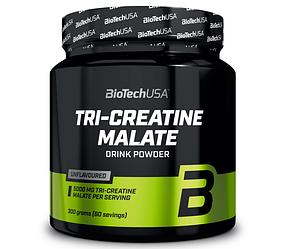 BioTech USA Tri-Creatine Malate 300g