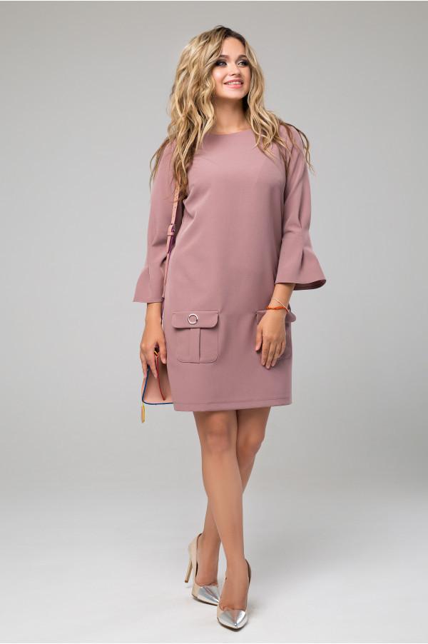 Платье с 42 по 50 размер 2 цвета