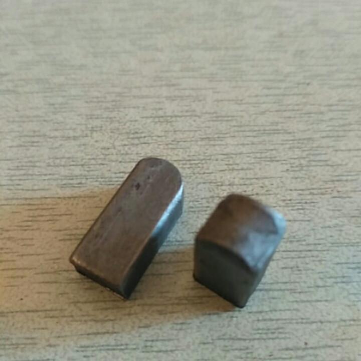 Шпонки шестерни запускающей R175, R180