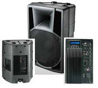 Активная акустическая система  RC12FA+MP3