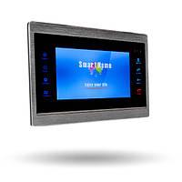 Цветной AHD видеодомофон Green Vision GV-054-AHD-J-VD7SD, экран 7'' (1024x600)