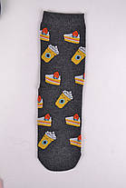 "Женские носки с рисунком ""Cotton"" (Арт. NPC5330/38-41) | 5 пар, фото 2"