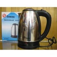 Чайник MS-5001 (нержавейка) электрочайник, фото 2