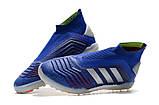 Сороконожки adidas Adidas Predator Tango 19+ TF blue2, фото 4