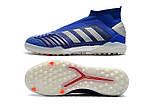 Сороконожки adidas Adidas Predator Tango 19+ TF blue2, фото 2