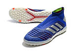 Сороконожки adidas Adidas Predator Tango 19+ TF blue2, фото 3