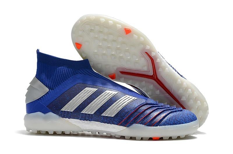 Сороконожки adidas Adidas Predator Tango 19+ TF blue2
