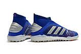 Сороконожки adidas Adidas Predator Tango 19+ TF blue2, фото 6