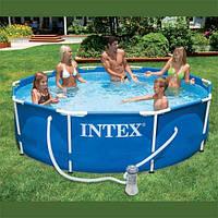 Каркасный бассейн Intex, 28202 с фильтр-насосом (305*76 см)