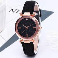 Трендовые наручные часы Starry Sky Watch black