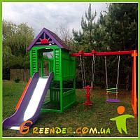 Игровые комплексы для детей Чемпион, фото 1