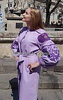 Заготівля плаття під вишивку бісером БС-121с