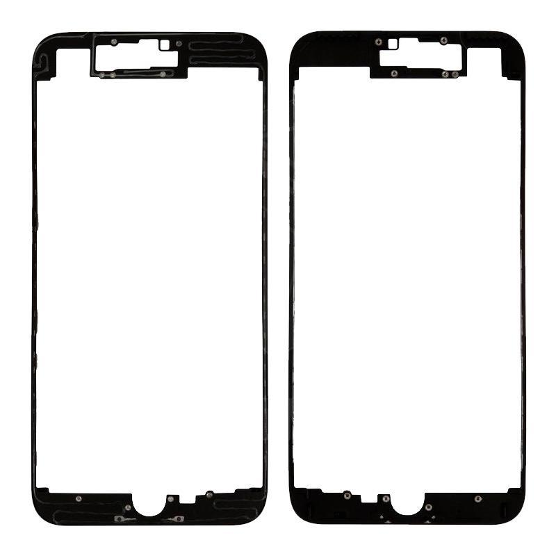Mounting frame LCD iPhone 7 Plus Black