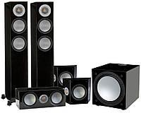 Комплект акустики Monitor Audio Silver Series 200 5.1