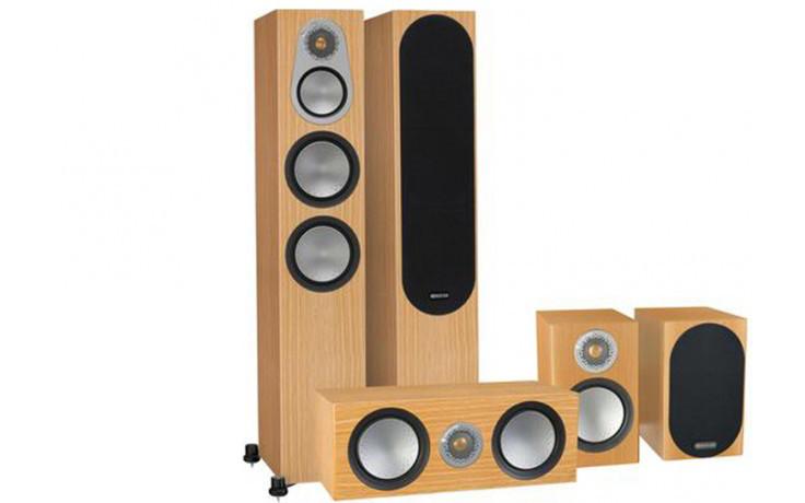 Комплект акустики Monitor Audio Silver Series 300 5.0