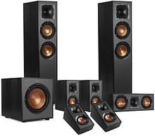 Комплект акустики Klipsch R-820F 5.2.1