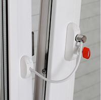 Защитный замок для металлопластиковых окон BSL CABLE PRIME