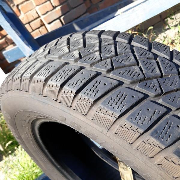 Шины б.у. 195.70.r15с Dunlop SP LT60 - 8 Данлоп. Резина бу для микроавтобусов. Автошина усиленная. Цешка