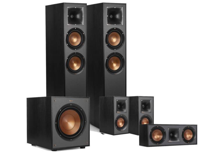 Комплект акустики Klipsch R-620F 5.1