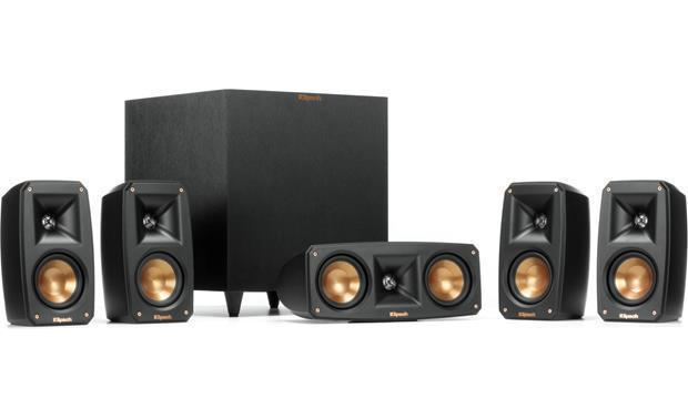 AV-комплект Klipsch Reference Theather Pack + RX-S610D